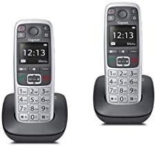 Gigaset Los teléfonos E560Duo: Amazon.es: Electrónica