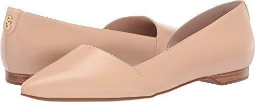 (Cole Haan Women's Bambra Skimmer II Nude Leather 6.5 B US)