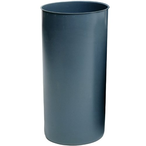 Rubbermaid 3550 GRA 12-1/8 gallon Capaci - Waste Receptacles Round Containers Shopping Results