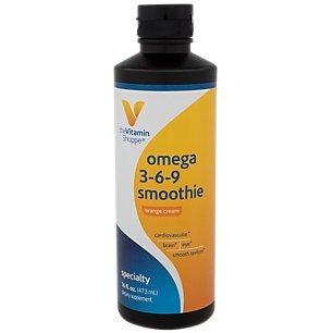 vitamin shoppe omega 3 - 9