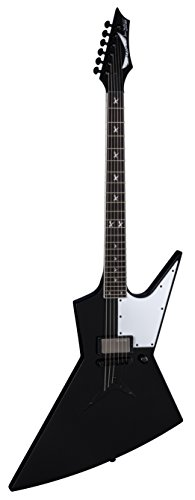 Dean ZERO PUNK Dave Mustaine Solid-Body Electric Guitar, Black
