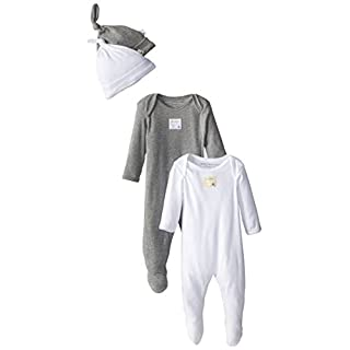 Burt's Bees Baby - Romper Jumpsuit, 100% Organic Cotton One-Piece Coverall