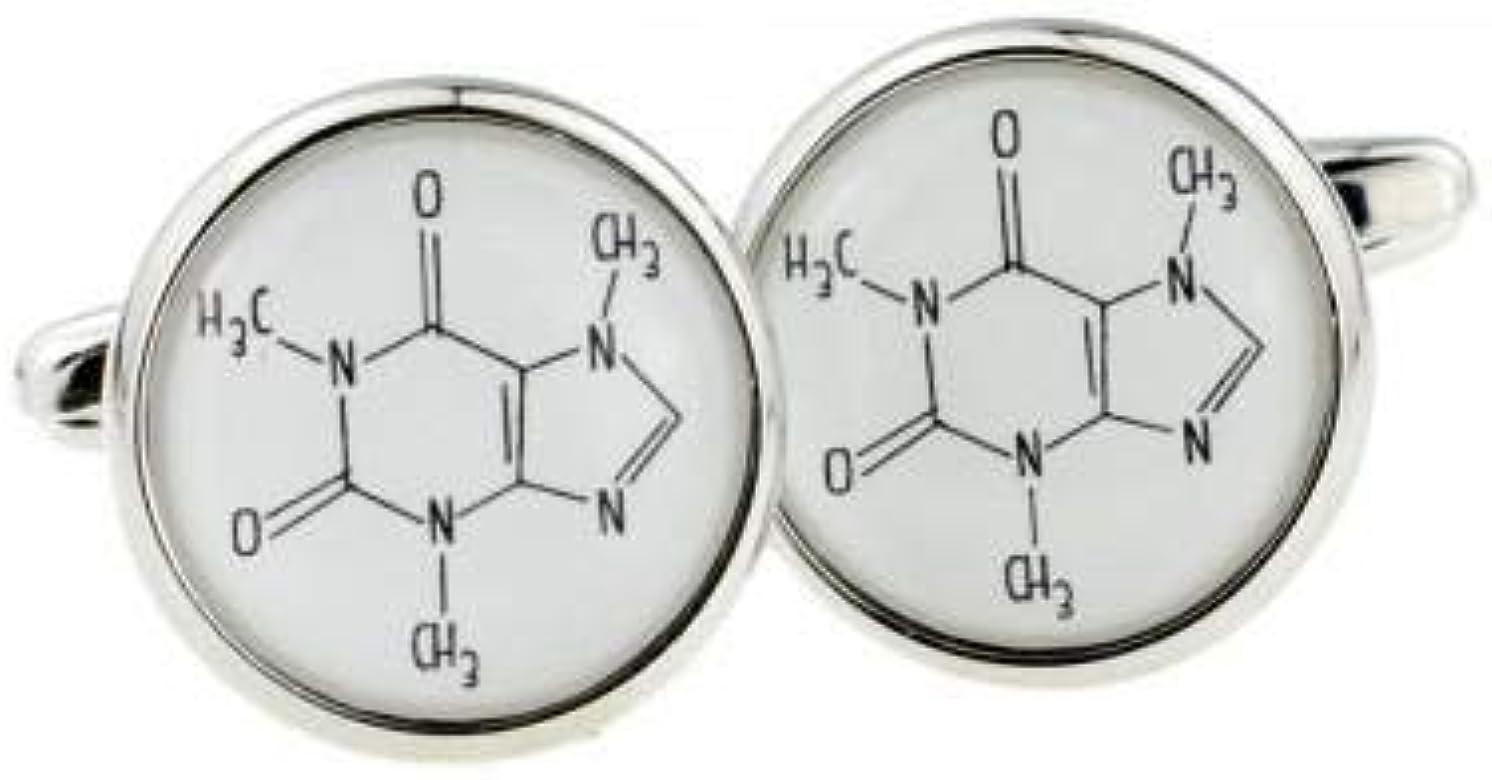 Ashton and Finch Mapa químico para Gemelos de diseño de café con ...