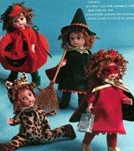 Madame Alexander Pumpkin Patch (Madame Alexander Halloween Treats)