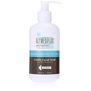 GlyMed Plus Age Management Gentle Facial Wash, 8 Ounce by GlyMed Plus