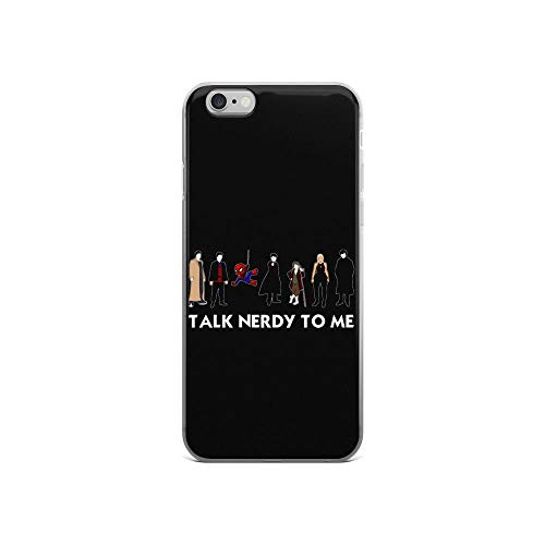 iPhone 6/6s Pure Case Cover Talk Nerdy to Me