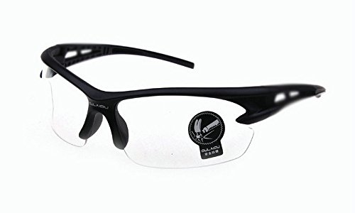luhaixiang 2018 Summer Fashion Outdoor riding,battery car,Bicycle,Motorcycle Men's Sunglasses (Black White) (Best Car Battery Australia)