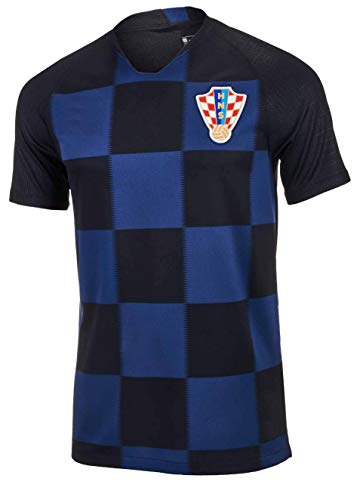 3e1c1b917 Croatia Soccer Jersey Men s Adult Home Away World Cup Short Sleeve (M