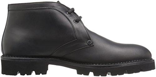 A.testoni Mens M47254tnm Chukka Boot Nero / Nero