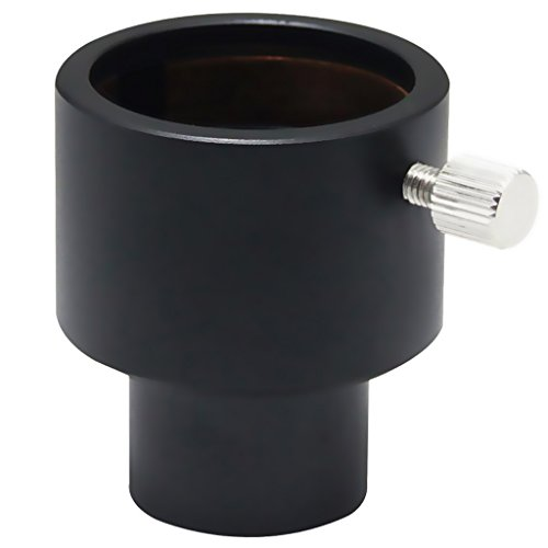 Gosky 0.965in to 1.25in Telescope Eyepiece Adapter-- Use 1.2