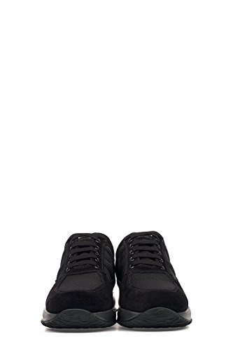 Men's Sneakers Hogan HXM00N00010B2A9999 Black Suede q0nPxdFdOA