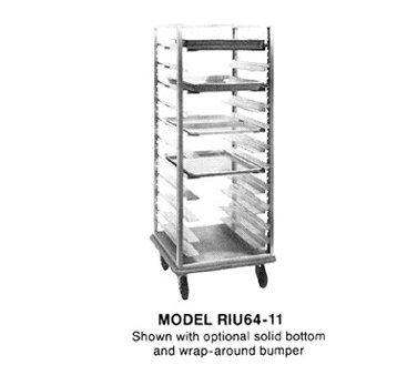 Piper Mobile Aluminum Pan Rack Full Height 26