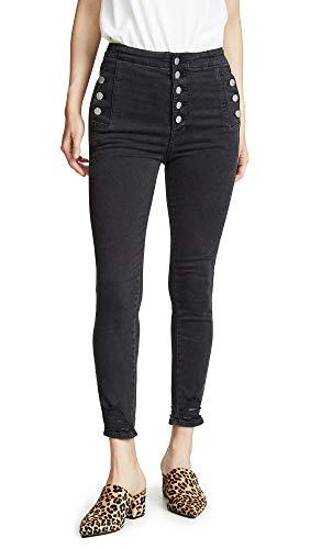 J Brand Women's Natasha Sky High Skinny Jeans, Bellatrix for sale  Delivered anywhere in USA