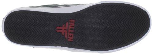 Fallen THE EASY 41070056 - Zapatillas de skate de ante para hombre marrón