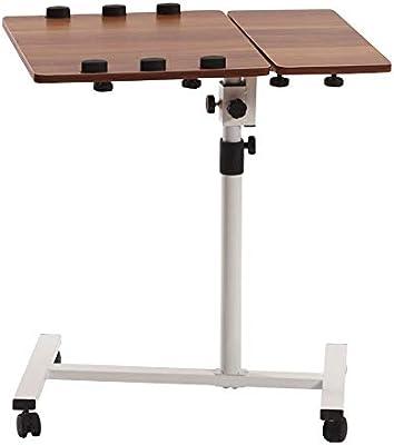 MOM Mesa pequeña- Mesa plegable Mesa de trabajo portátil puede ...