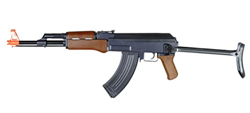CYMA AK-47 AKS-47 Spring Powered Airsoft Rifle Gun FPS 295 w