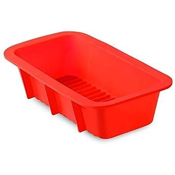Ecoki LFGB - Molde de silicona para pan, sin BPA, para hornear pan de