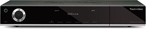 Vorschaubild TechniSat HDTV TWIN-Satellitenreceiver (1000GB, Internet, DVR, CI+, UPnP, Ethernet)