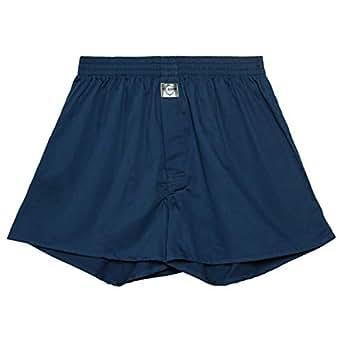 Byc Dark Blue Boxer For Men