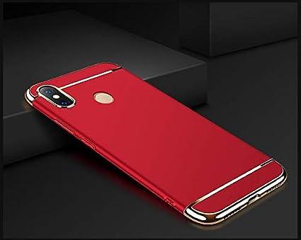 hot sale online 2d4e7 c7c40 MVE® Redmi Note 6 Pro Back Covers, Hard Case: Amazon.in: Electronics