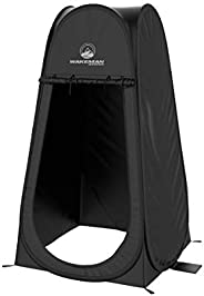 Wakeman Portable Pop Up Pod- Instant Privacy, Shower & Changing Tent- Collapsible Outdoor Shelter for Camp