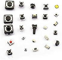 10 Types 250pcs Mixed Tactile Push Botton Switch Car Key Remote MicroswitchW/_fr