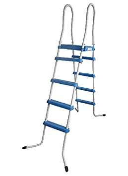 well2wellness® Schwimmbad Leiter / Poolleiter - 4-stufig