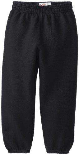 Heavyweight Black Pants - 4