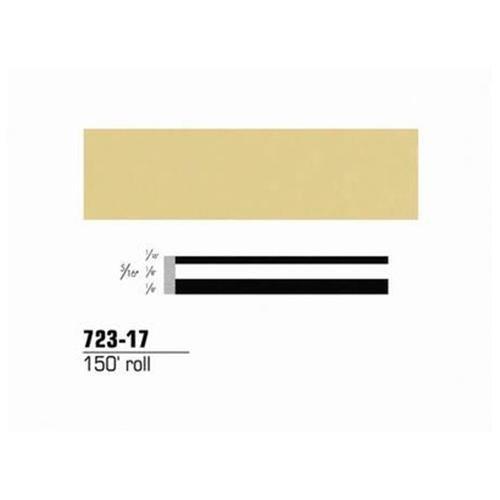 Colorfast Adhesive Vinyl - 3M 723-17 3M Scotchcal Tan Custom Striping Tape