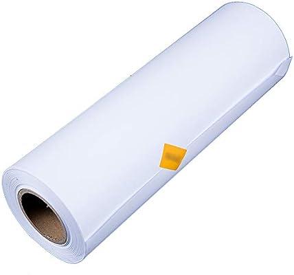 Oficina Copia Papel Dibujo Papel Carrete CAD Ingeniería Dibujo A0 Rollo Dibujo Papel Blanco 914mm * 50 Metros: Amazon.es: Electrónica
