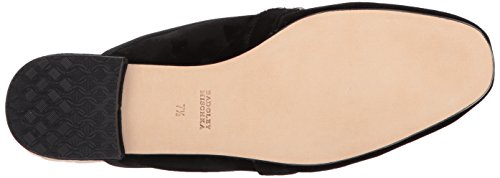 Wade Women's Mischka Black Velvet Slipper Badgley 8RE5xna8