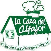 La Casa Del Alfajor Alfajores De Harina 515gr 4 Pack