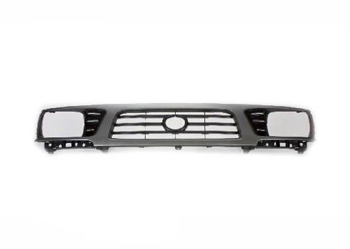 Toyota Tacoma Truck 95-97 Front Grille Car Black 4Wd 1996 Toyota Tacoma Grille
