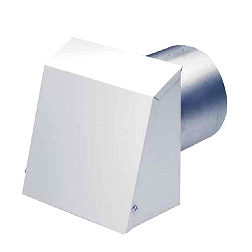 - Fantech FML 10 Fixed Metal Hoods, Single Unit, Application for Supply or Exhaust, 10