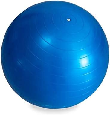 Riscko Pelota Yoga Pilates Lisa Azul 95 cm: Amazon.es: Deportes y ...