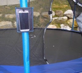 Straight Stake Style Trampoline Wind Anchors