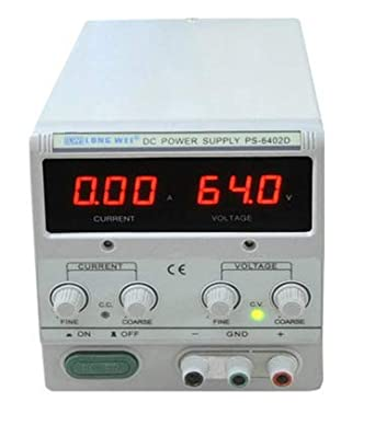 MeterTo Digital Variable Linear Power Supply PS-6403DM DC Power