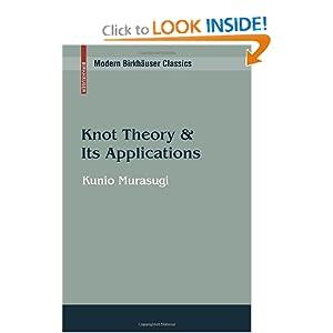 Knot theory and its applications Kunio Murasugi