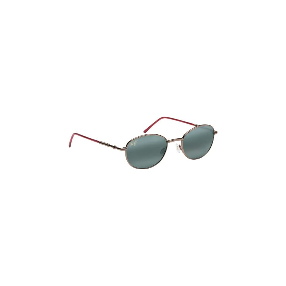 Maui Jim Sand Dollar 216 Sunglasses, Bronze/Grey Lens, Sunglasses