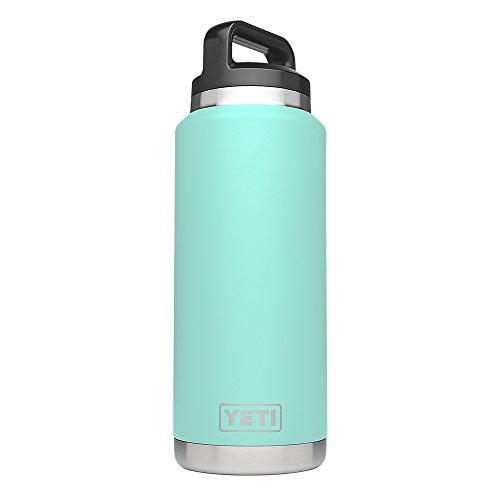 cuum Insulated Stainless Steel Bottle with Cap (Stainless Steel) (Seafoam) ()