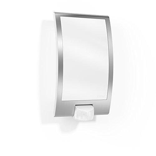 Steinel Sensor Außenleuchte L 22 - Wandleuchte mit 180° Bewegungsmelder und max....