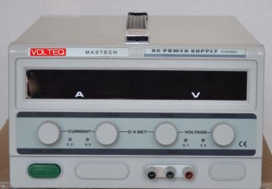 Volteq Regulated Variable Switching DC Power Supply HY5050EX 50V 50A Over Voltage Protection 220V AC