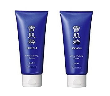 Kose Sekkisui White Washing Cream - 80g ( Set of 2 )
