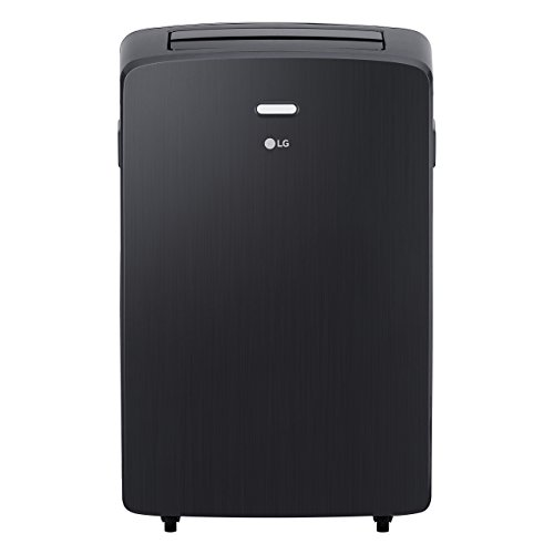 (LG LP1217GSR 115V Portable Air Conditioner with Remote Control in Graphite Gray for Rooms up to 300-Sq. Ft. (Renewed))