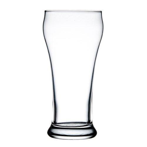 Bulge Top Beer Pilsner Glass (Libbey Glass Inc Lib 14 12 Oz Pilsner-Bulge Top (36) LIB 14)