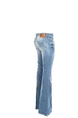 Jeans Donna Kaos Twenty Easy 26 Denim Hp3bl010 Primavera Estate 2017