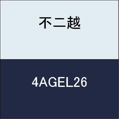 不二越 切削工具 AGミルスクエアロング 4AGEL26