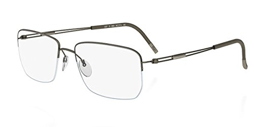 Silhouette Eyeglasses 5279 6052 TNG Nylor - Brown Harmony...