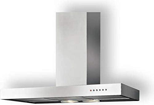 campana extractora para cocina aspirante A Pared 60 cm Acero Italia k3070108: Amazon.es: Grandes electrodomésticos