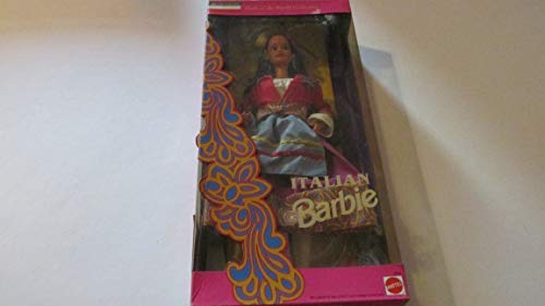 World Italian - Italian Barbie - Special Edition - Dolls of The World